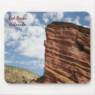 Red Rocks, Colorado Mouse Pad