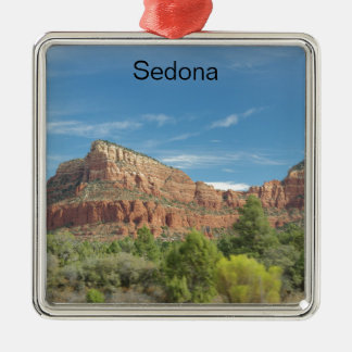 Red rocks in Sedona Christmas Ornament