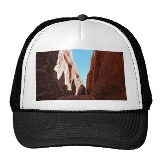 Red Rocks Moah Utah Southwestern Desert Scenery Cap