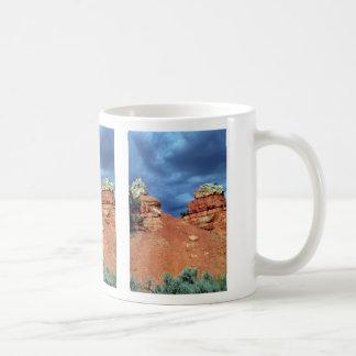 Red rocks, Red Canyon, Utah rock formation Coffee Mug