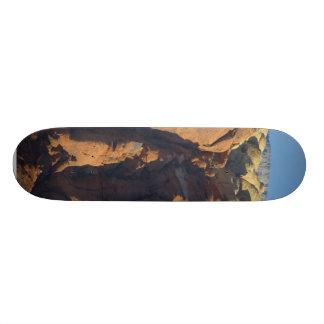 Red Rocks Sunrise Climbing Skate Board Decks