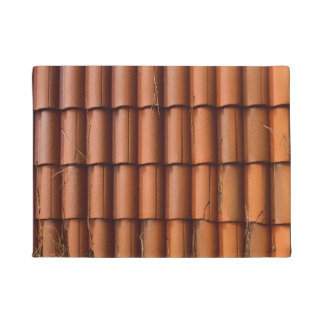 Red Roof Tiles Doormat