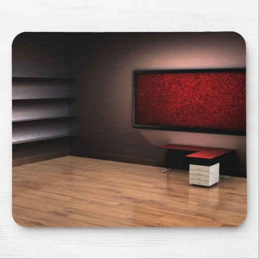 Red Room Design Mouse Pads