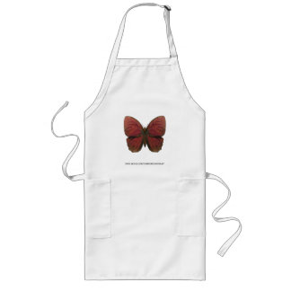 Red Rooster Butterfly Apron