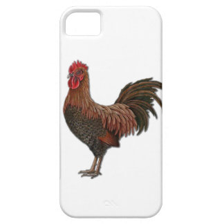 Red Rooster iPhone 5 Covers