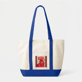 Red Rooster Impulse Tote Bag