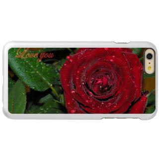 Red Rose #2 iPhone 6 Plus Case