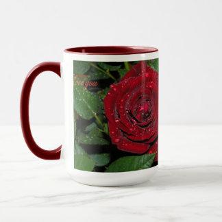 Red Rose #2 Mug
