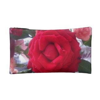 Red Rose bagettes bag