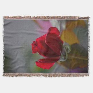 Red Rose Blanket