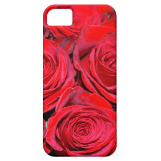 Red Rose Bouquet Case For The iPhone 5