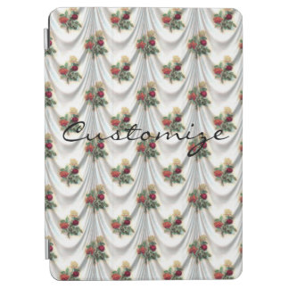 Red rose curtain Thunder_Cove iPad Air Cover