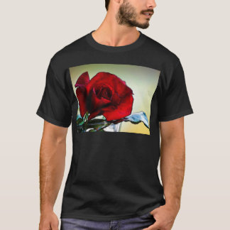 red rose cyprus T-Shirt