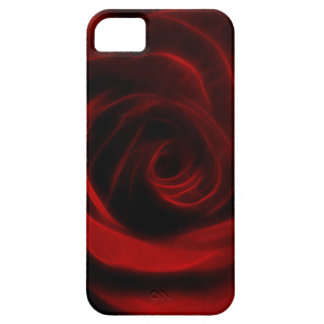 Red Rose depth of love Case For The iPhone 5