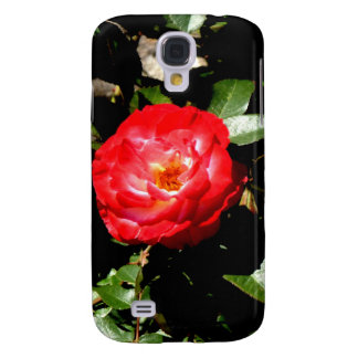 Red Rose Galaxy S4 Case