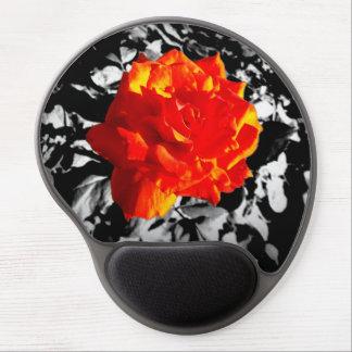Red rose Gel mousepad Gel Mouse Mat
