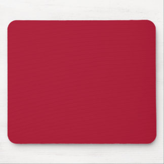 Red Rose in an English Country Garden Mouse Pad