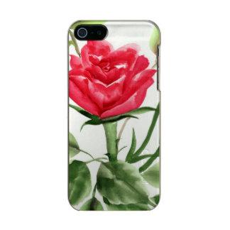 Red Rose Incipio Feather® Shine iPhone 5 Case