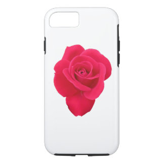 Red Rose iPhone 7 Case