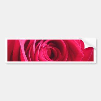 Red Rose * Love Bumper Sticker