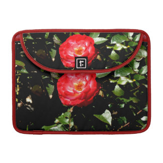 Red Rose Sleeves For MacBook Pro