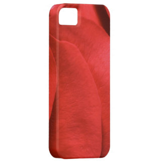 Red Rose Macro iPhone 5 Cover
