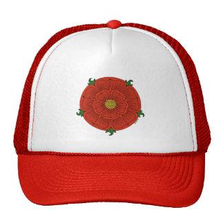 Red Rose of Lancaster Hat