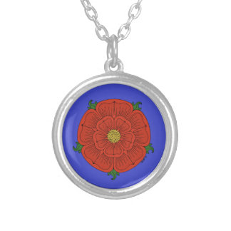Red Rose of Lancaster Necklace