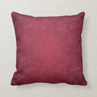 Red Rose Pillow Cushions