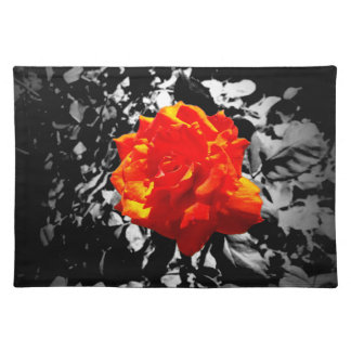 "Red rose Placemats  20"" x 14"""