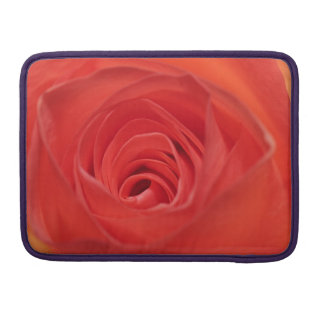 Red Rose Sleeve For MacBooks