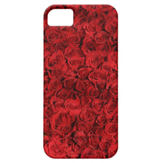 Red Rose Smash iPhone 5 Cover