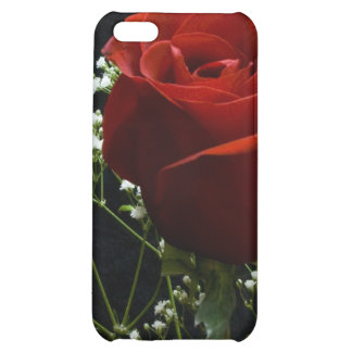 Red Rose Speck Case Cover For iPhone 5C