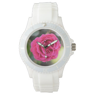Red Rose Sports Watch