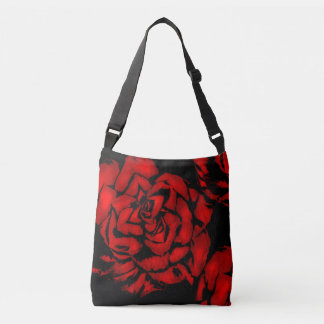 Red Rose Tot Bag