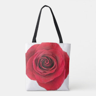 Red Rose Tote