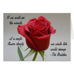 Red Rose Valentine-with Buddha quote