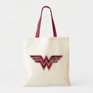 Red Rose WW Budget Tote Bag