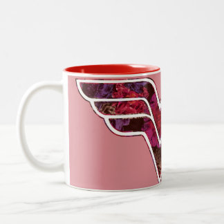 Red Rose WW Mugs