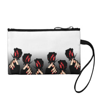 Red Roses Clutch