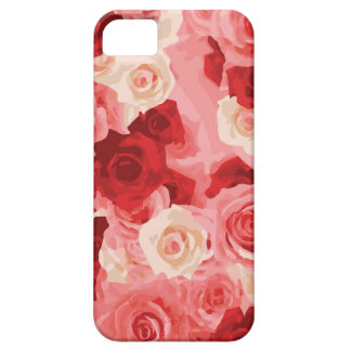 Red Roses for Aubrey iPhone 5 Case