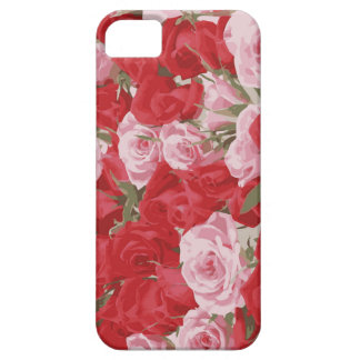 Red Roses for Thalia iPhone 5 Covers