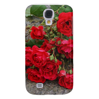 Red roses for You iPhone 3G/3GS speck case Galaxy S4 Case
