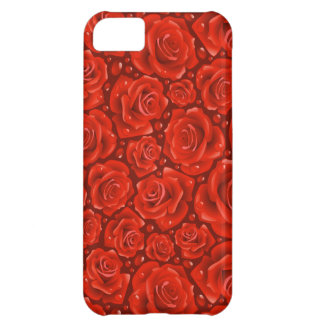 Red Roses iPhone 5C, Barely There iPhone 5C Case