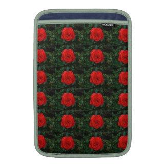 Red Roses Macbook Sleeve