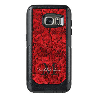 Red Roses OtterBox Samsung Galaxy S7 Case