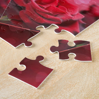 red roses puzzle
