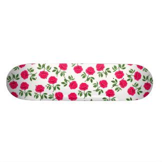 Red Roses Skateboard