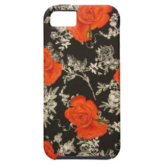 Red Roses Tough iPhone 5 Case