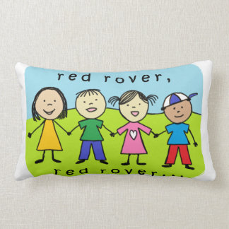 Red Rover kids pillow Cushion